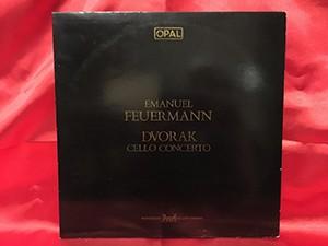 フォイアマンのドヴォルザークcello協奏曲