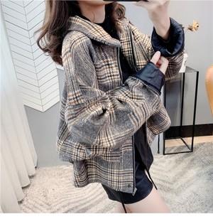 新登場 超人気 ショットコート ファッション ジャケット 気質アップ 高感度抜群 2色ins-1204