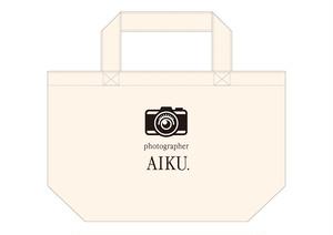 トートバッグPhotographerAIKU
