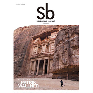 Sb Skateboard Journal - Issue #31 2018 SPRING