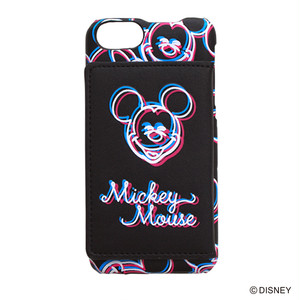 ANAGLYPH MICKEY MIRROR iPhone CASE YY-D031