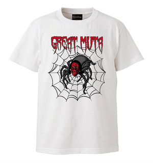 TWOPLATOONS × グレートムタ SPIDER-T / WHITE × RED