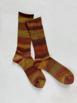 MARCOMONDE  Gradient Socks(SC20A-012)