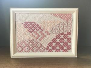 ミニ盛桜額キット