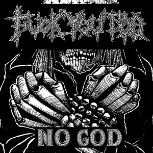 FUCK YOU TOO - NO GOD - 1ST CD(GRIND、HARD CORE PUNK、CRUST、POWER VIOLENCE、 DOOM、DUB、ILLBIENT)NINJA X