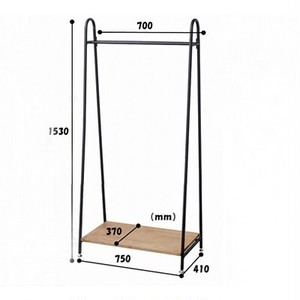 Antique Process Hanger Rack / アンティークスタイル アンティーク加工 ハンガーラック