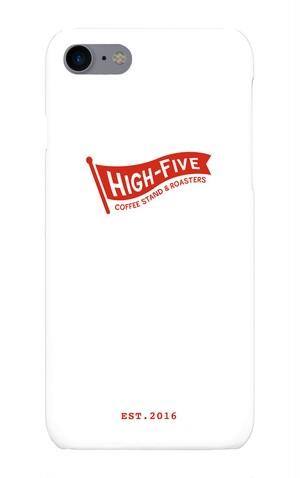 iphone 7/8 ケース【High-Five FLAG LOGO】