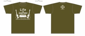YOU TOUR T-SHIRT 2018 -Summer remember you-  KHAKI