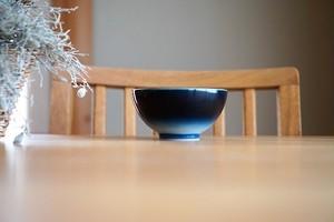 砥部焼/めし碗/内側白/ヨシュア工房