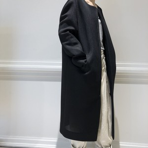 RIDDLEMMA / Double Russell Flat Round Coat