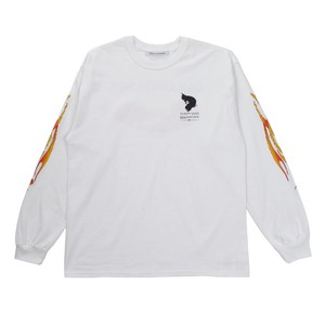 CHILDREN OF THE DISCORDANCE X IDEA BY SOSU Rhythmatic Fire Ls Tee