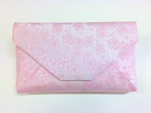 すきや袋 桜の紋様