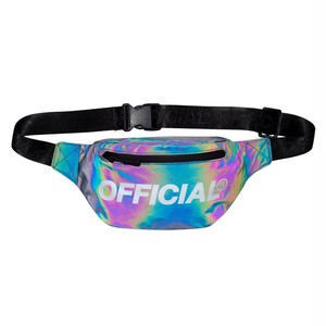 OFFICIAL DICHROIC SQUID INK FANNY PACK   QS19-2104