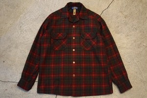 USED 50s Pendleton Board Shirt - S0780