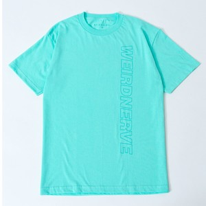 Mobile S/S Tee (L.blue)