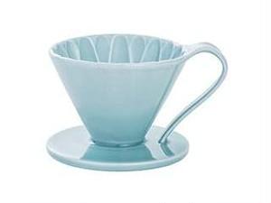 CAFEC フラワードリッパー(ブルー) 1〜2杯用