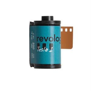 【カラーネガフィルム 35mm】Revolog(レボログ)Tesla1 24枚撮り
