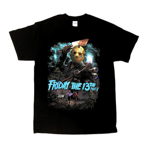 FRYDAY THE 13 THE PART 5 Tee