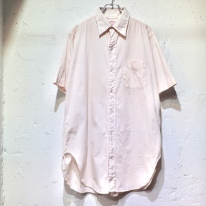 "70's Brooks Brothers ""Makers"" s/s cotton shirts"
