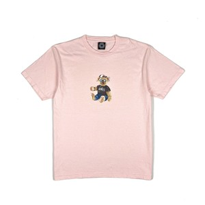 BB BEAR(STOP TOY Ver.) TEE / PINK