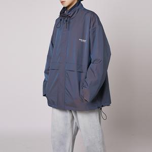 Oversize one color jacket LD0130