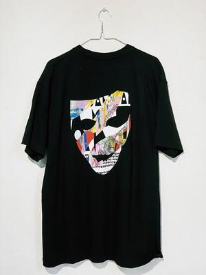 Face T-Shirt / Black