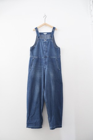 【ORDINARY FITS】OF-O012 DUKE OVERALL DENIM used
