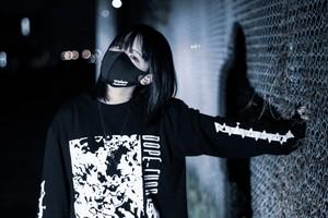 どーぷちゃん【Long T-shirt】M / XL 展開