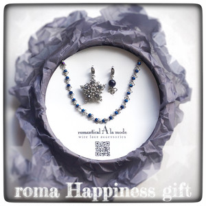 ▲《night》roma Happiness gift