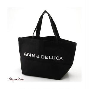 DEAN & DELUCA/ディーンアンドデルーカ ナチュラルトートバッグ(Sサイズ・ブラック)
