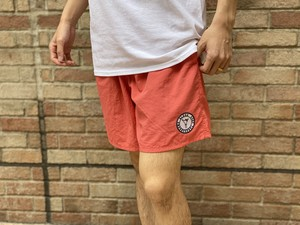 ALOHA SURF ACTIVE SHORTS (coral)
