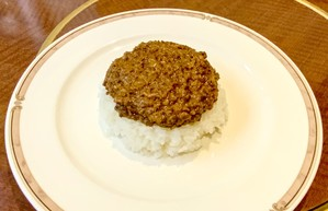 ★お家時間応援その②★お肉屋さんちのお家キーマカレー(中辛) ×3食セット