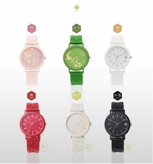 「和の香りがする腕時計」ーーKAORU