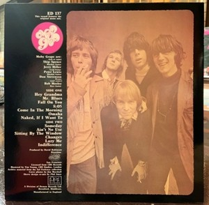 【LP】MOBY GRAPE/Same