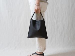 Mini Holiday bag レザーブラック
