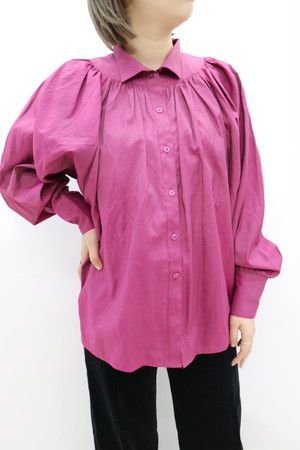puff sleeve blouse/ BL11270012