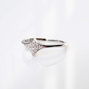 Starlight Diamond Ring(R019-WD)