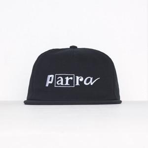 by Parra - 5 panel hat script box logo