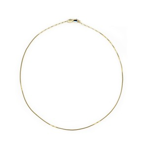 【GF1-43】18inch gold filled chain necklace