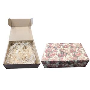 ギフト用ボックス+ラッピング包装