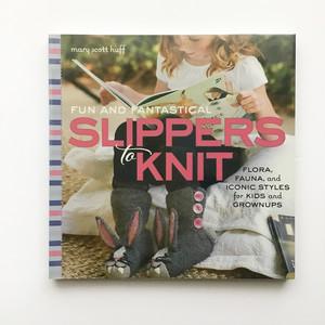 ユニークなルームシューズ&スリッパ Fun and Fantastical Slippers to Knit