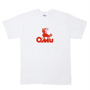 オーム乳業ロゴTシャツ