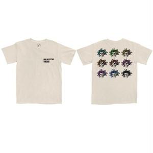 スカル アンド ローゼズ オーガニック Tシャツ:Grateful Dead グレイトフル デッド