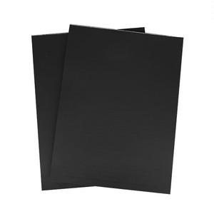 Lined Black Paper pad 50枚/カリグラフィー用ペーパーパッド ブラック ライン入り