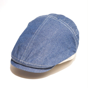 C-PLUS HEADWEARS / DENIM HUNTING CAP