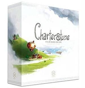 (予約商品・7〜8月入荷予定)「チャーターストーン」(CharterStone) 日本語和訳説明書・シール付き
