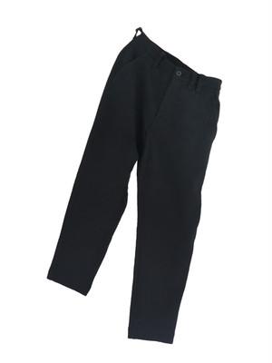 Jackman(ジャックマン)JM7913  Sweat Trousers スウェットトラウザー Black