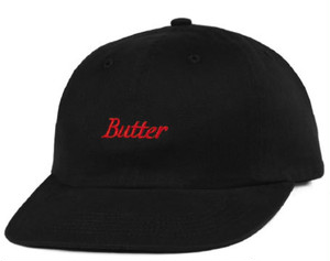 BUTTER GOODS CYCLE 6 PANEL CAP