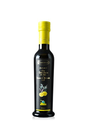 レモンオリーブオイル250ml Olio al limone di Sorrento I.G.P.