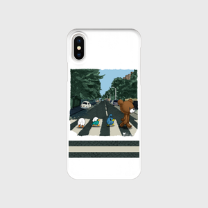 横断歩道/TOUMART (iPhoneX)